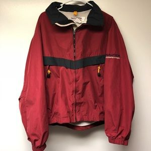 Vintage Nautica Competition Jacket
